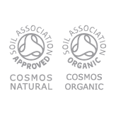 Certificació Cosmos - standard AISBL - Organic and natural cosmetics - The Soil Association